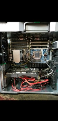 Hp Z800 workstation | Powerfull | A EPIC DEAL!!!