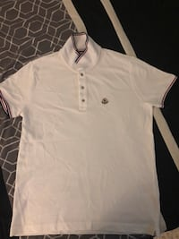 Authentic Moncler polo T-shirt New York, 11432
