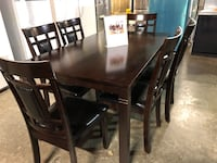 Dining table and chairs set Pineville, 28134