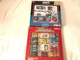 NASCAR Richard Petty & Rookie of The Year Stock Car Collection