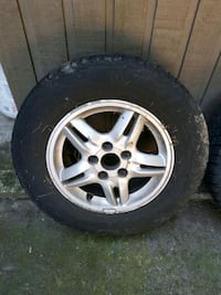 Honda CRV wheels and Rims Delta, V4K 3P4