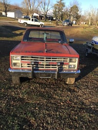 Chevrolet - Silverado - 1985 South Carthage, 38547