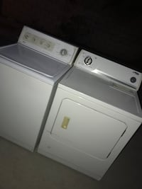 white washer and dryer set Bakersfield, 93311