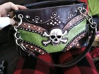 Consealed weapons purse