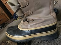 Size 14 Sorel duck Boots, great condition! Ready for winter!  Rocky Face, 30740