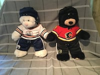 Build a Bear Alberta Rivalry Hockey Players Calgary, T2W 0M6