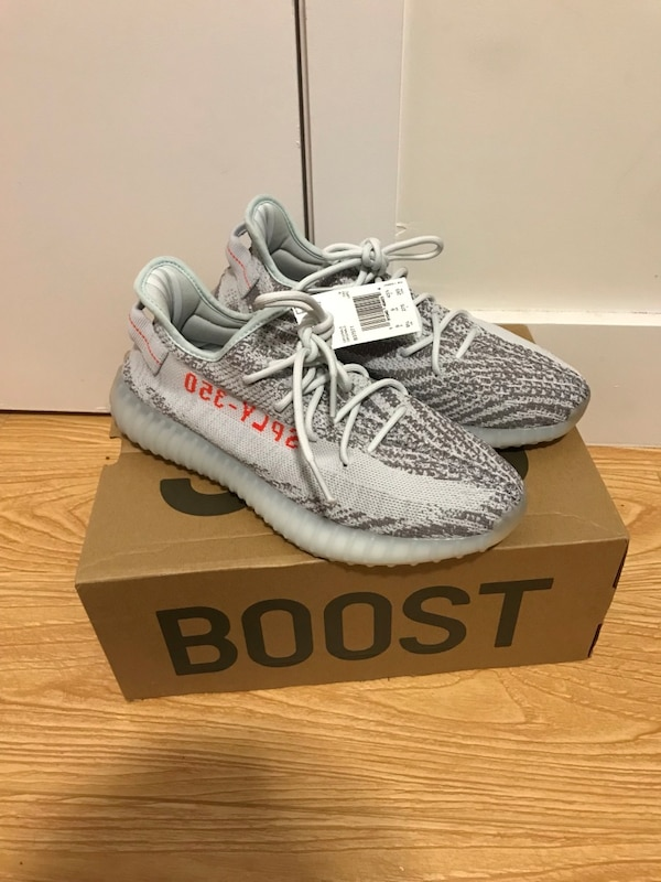 500a3b2c4 Used Adidas Yeezy Boost 350 V2 Blue Tints 100% AUTHENTIC for sale in New  York - letgo