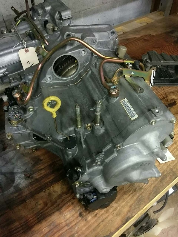 01 05 Honda Civic 1 7 D17a1 D17a2 Transmission
