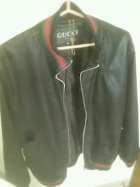 Leather Gucci jacket  Guelph, N1H