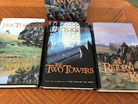 Lord of the Rings - complete set MELBOURNE