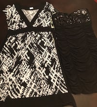 2 Summer Dresses Both Size Large Holly Hill, 32117