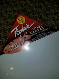 Fredrix Art canvas for painting projects & crafts Essex, 21221