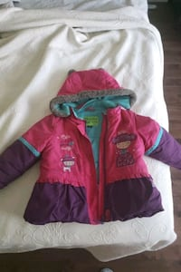kids winter coat non smoking home with snow pants