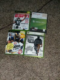 Xbox 360 games all for $12.00 Frackville, 17931