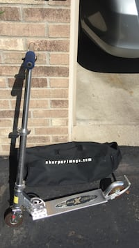 Scooter with carrying case~ Sharper Image brand Eagan, 55123