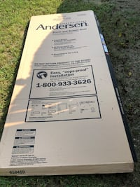 ** SCREEN ONLY** Anderson 3000 Full View Screen Insert