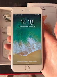 iPhone 6s Plus, Rose Gold, libre Эльче, 03202