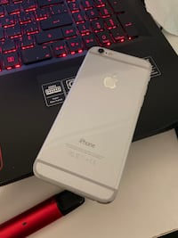 iPhone 6 sliver 64gb  多倫多, M1V 3K2
