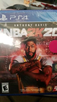 PS4.NBA2K20,NFS HEAT,FIFA 20,XBOX ONE FIFA 20 each