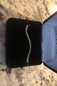 Gold and diamond bracelet  Pikesville, 21208