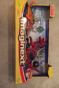 Fisher-Price imaginext Dinosaur set new Centreville, 20120