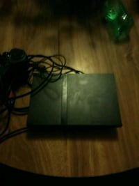 Ps2 slim one controller and plugs will trade  Springfield, 65802