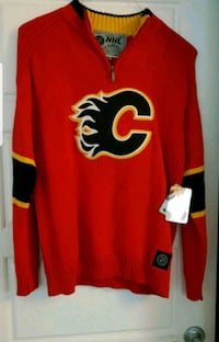Calgary Flames sweater
