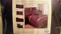 Queen comforter set Brand *NEW* never opened Centreville, 20171