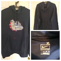 black and red Adidas pullover hoodie Auburn, 98092