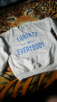 Custom Toronto Vs Everybody for sale Brampton, L6R 1M3