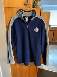 (NEW) NHL Officially Licensed Toronto Maple Leafs Fleece