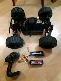leading product at hobby shops.  arrma.  this is t St. Catharines