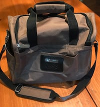 gray and black duffel bag Potomac, 20854