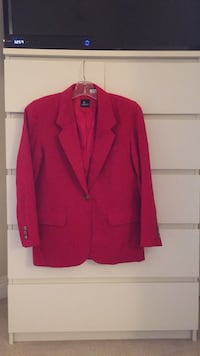 Red LizSport blazer San Jose, 95118