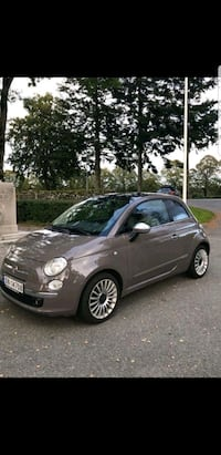Fiat - 500 - 2009 Audnedal, 4529