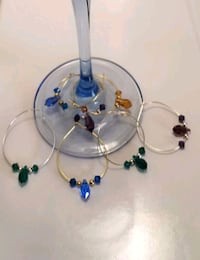 Beautiful Swarovski Crystal Wine Charms 1$Ea Mix A Stoughton, 02072