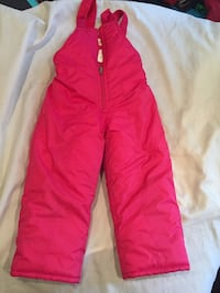 """Out Brock(Sz 3T) snow bib""""Great Condition"""""""