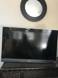 Black and gray flat screen tv Foster City, 94404
