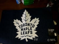 New maple leaf door mat Chatham-Kent