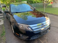 Ford - Fusion - 2012 Marcus Hook