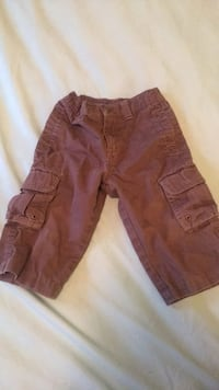 Size 18-24months brown cargo pants (Gymboree)  Triangle, 22172