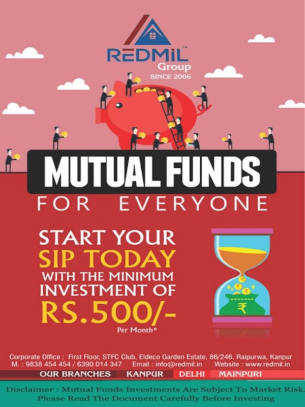 Redmil Group: Finance services|Loans|Investment plans|Real Estate.