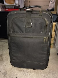 Carry on with wheels luggage