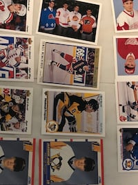 Assorted hockey player trading card lot Toronto, M5B 2J5
