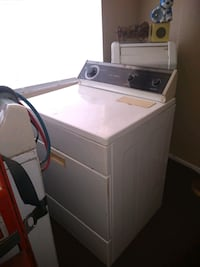 A washer and dryer for sale...  Bakersfield, 93301