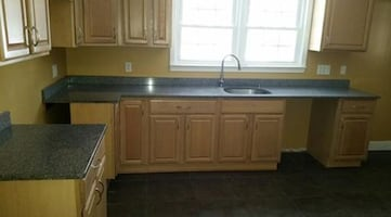 USED Kitchen for Sale (Cabinets, Granite, Sink&Faucet, Appliances)