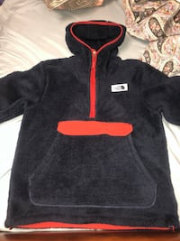 The North Face Men's Campshire Pullover Hooded Fleece Jacket Size Medium  Mississauga, L5M 6J2