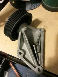 MUSTANG 5.0 AC Delete fits 94-95