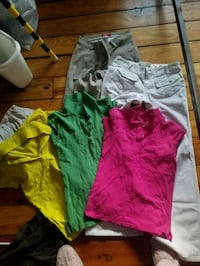 women's assorted-color clothes lot Rossford, 43460