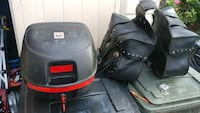 Givi hard case motorcycle scooter  Burnaby, V5H 3W6